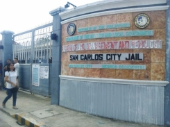 FRONT OF PRISON